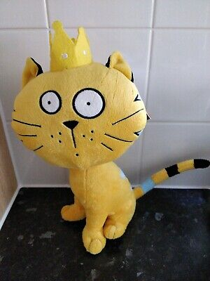 Best Pets Local' Collectibles Soft Toys Cat Princess King Crown Plush