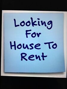 Looking for a house