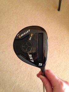 Bullet 357 18 degree 5 Wood