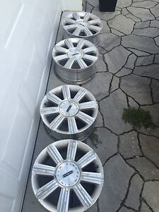 "17"" 5x114.3 Ford Edge Lincoln MKX 8.5"" 400$ Négociable"
