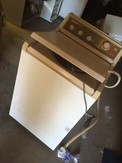 Simpson Delta heavy duty top load washing machine Pagewood Botany Bay Area Preview