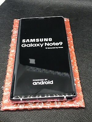 Used, Samsung Galaxy NOTE 9 LOCK sprint BAD esn for sale  Bois-des-Filion