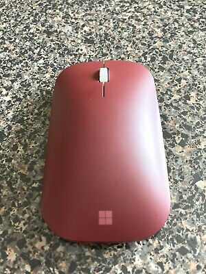 Microsoft - Surface Mobile Mouse - Burgundy - READ FIRST