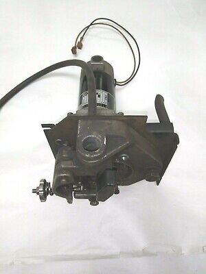 Millermatic A1 D-3 115 Volt Wire Feeder With Bodine Motor