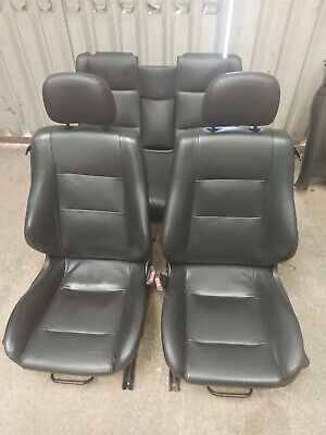 Astra Mk4 G Convertible Heated Leather Seats Interior