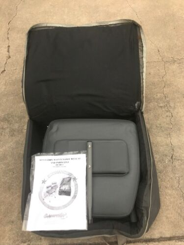 ASEPTICO DENTAL OPERATING STOOL CHAIR PORTABLE MOBILE DENTIST CARRYING BAG FOLD