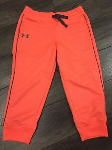 Girls 3/4 length Under Armour sweat pants