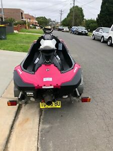 SEA DOO SPARK 2UP HO