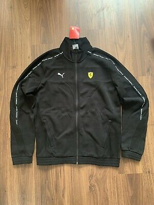 Puma Motorsport Ferrari Sweat Jacket Size Medium (sample)