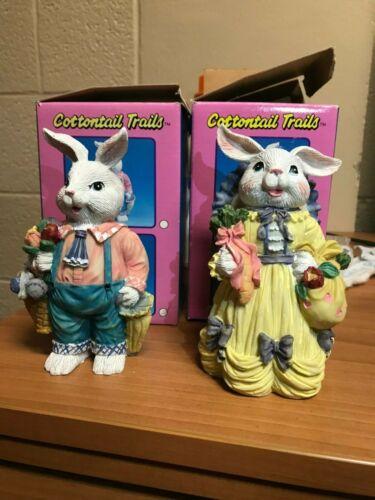 CottonTail Trails CarrotPatch Rabbits