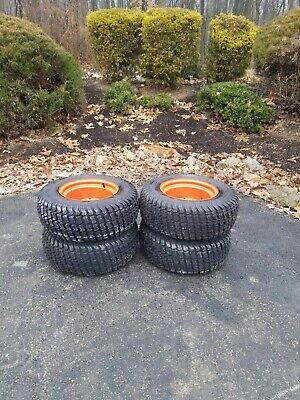 23x8.50-12 Power Kingturf Skid Steer Tireswheels For Bobcat 440453463s70