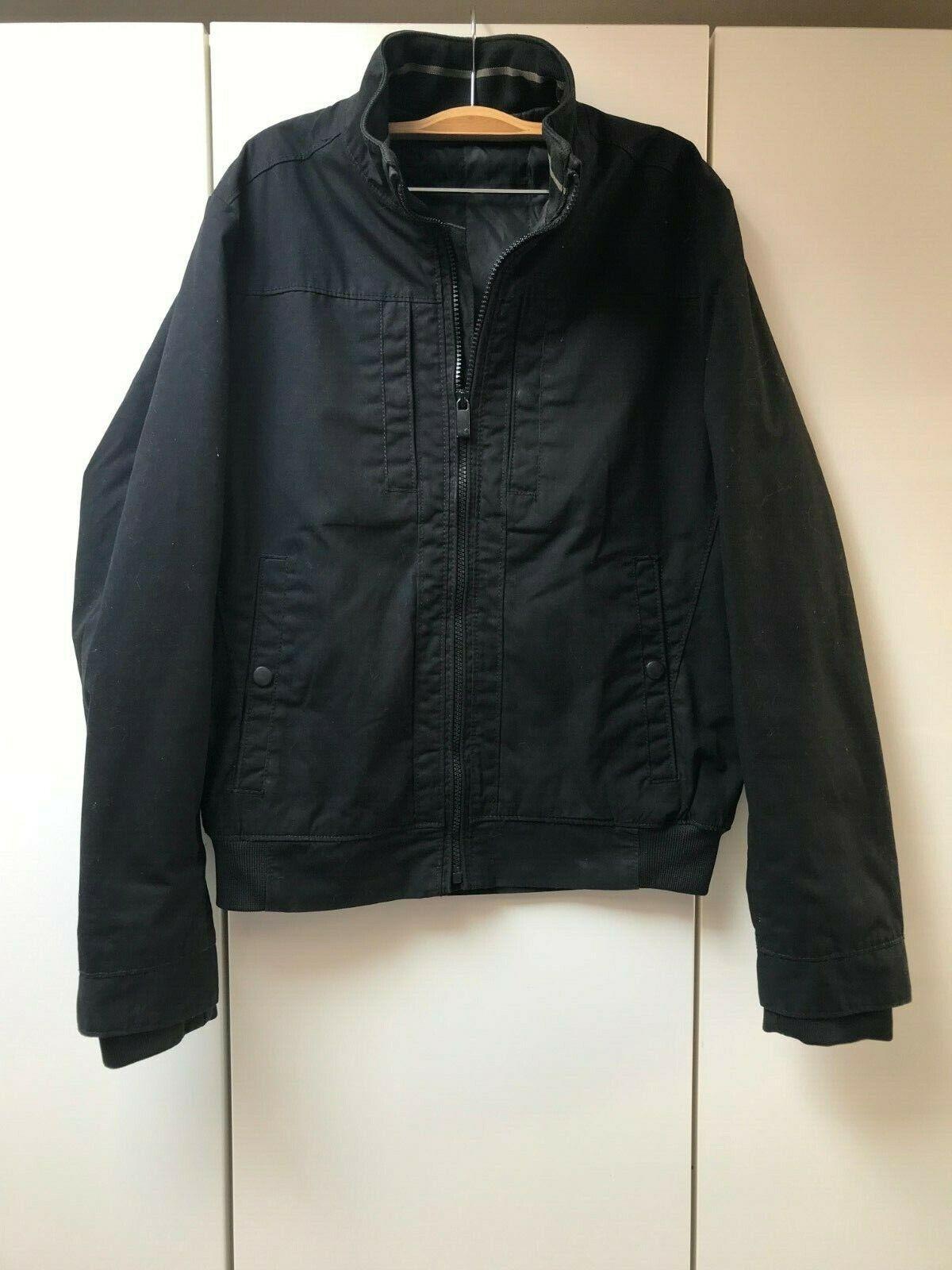 Veste zippée noire Celio - Taille S (A)