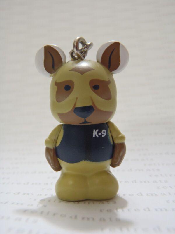 "Disney Vinylmation Occupation Policeman K-9 DOG Police Cop Mickey 1.5"" Jr Figure"