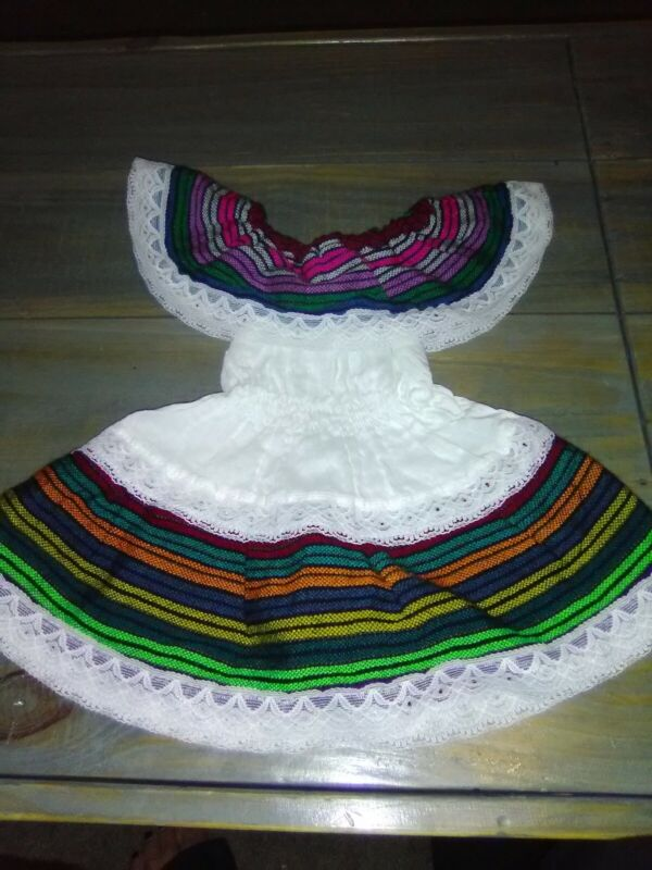 ****Rare Infant Mexican Girl Dress****