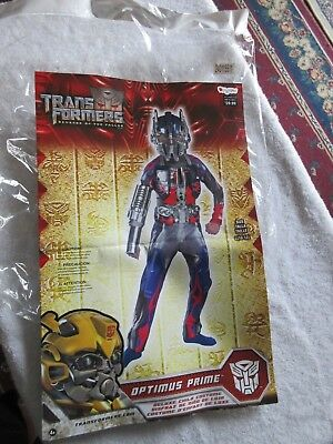 oween Costume - Size Large (10-12) Youth (Optimus Prime Halloween-kostüme)