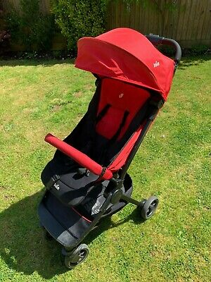 Joie Meet Pact Lite Stroller holiday compact travel folds small