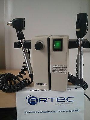 Welch Allyn Transformer Otoscope 2520 11720 Ofhthalmoscope