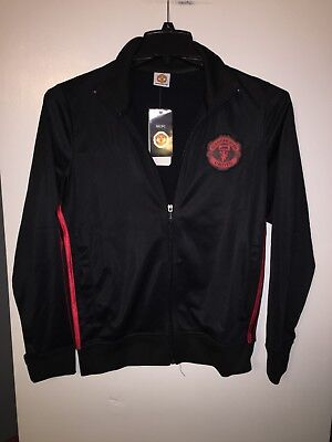 5f0e2033ee Soccer - Manchester United Jacket - Trainers4Me