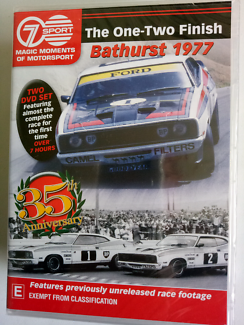 Bathurst motorsport dvd 1977