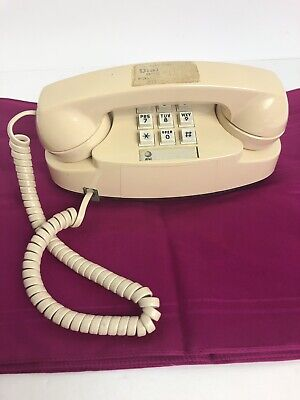 Vintage ATT Push Button Telephone