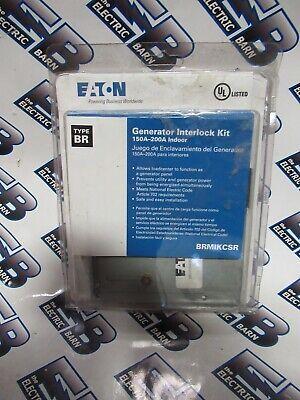 Eaton Cutler Hammer Brmikcsr Generator Interlock Kit New -ats354