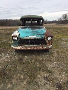 1955 suburban carry all