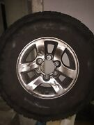 Hilux sr5 tires and rims Wavell Heights Brisbane North East Preview