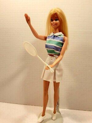 Vintage 1978 Sun Lovin Malibu Barbie Doll w/ Tan Lines re- dressed.