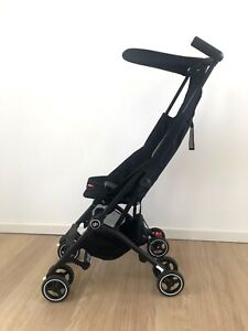 Gb Pockit Stroller - The World's Smallest Folding Stroller ...