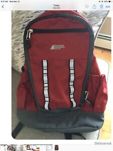 Mountain Equipment knapsack