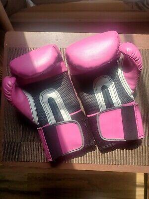 Everlast Pro Style Training Gloves - Women (Pink)