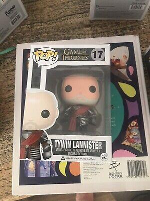 Tywin Lannister Game Of Thrones Pop Vinyl