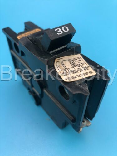 Federal Pacific 30 Amp 1 Pole NB130 Circuit Breaker Bolt On FPE Type NB 120/240V