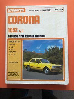 Gregorys Corona 1892 cc Service and Repair Wauchope Port Macquarie City Preview