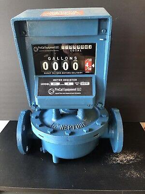 1-12 Meter Seal Coat Or Water Meter With Fiber Plate. Oil Gas Bio Diesel Fuel