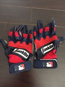 Franklin Batting Gloves Adult Size Small