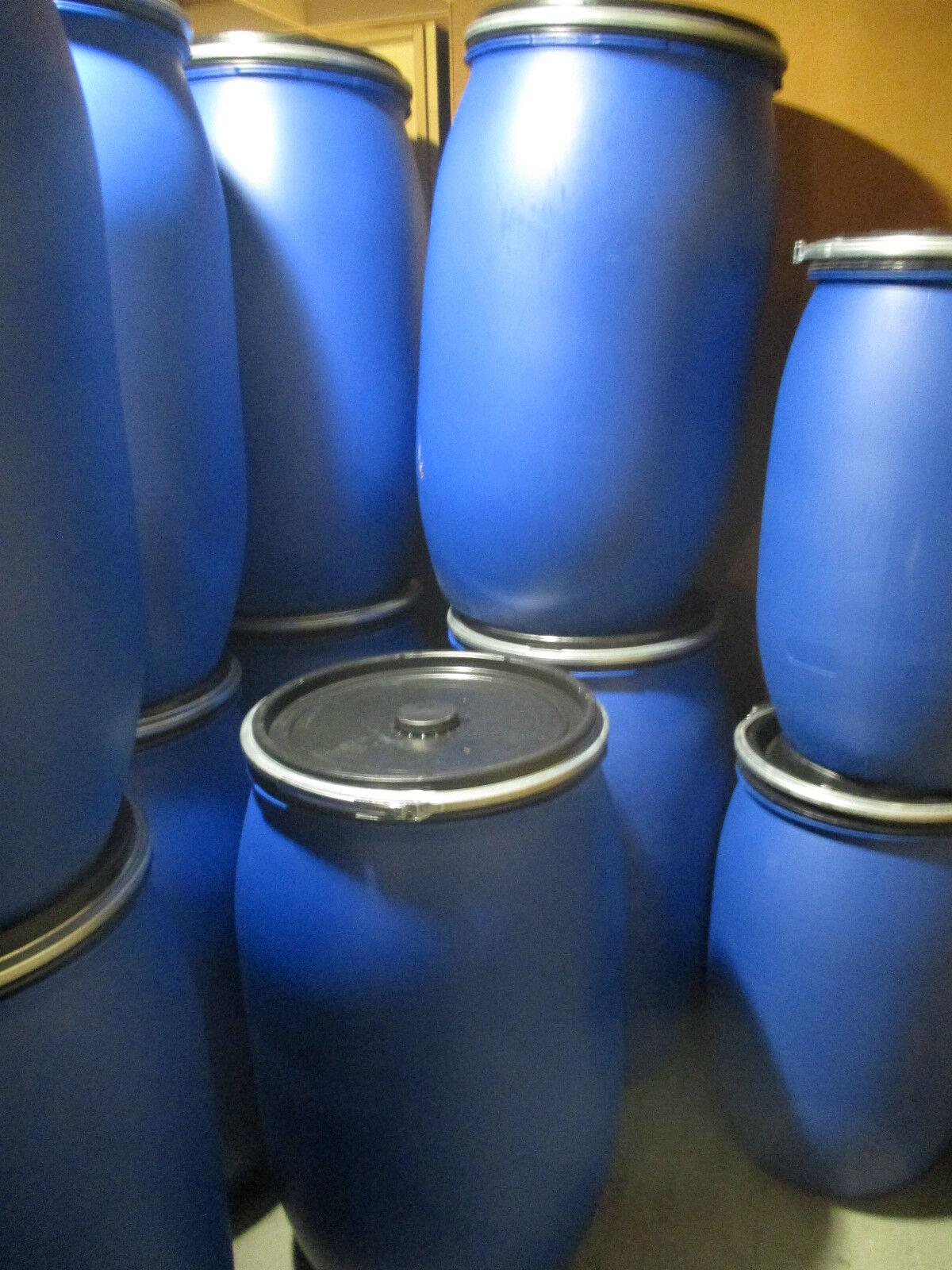 Fass Tonne  Kunststofffass Regentonne  120 Liter 160 Liter 200 Liter