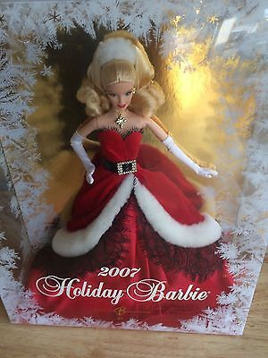 2007 Holiday Barbie Special Edition