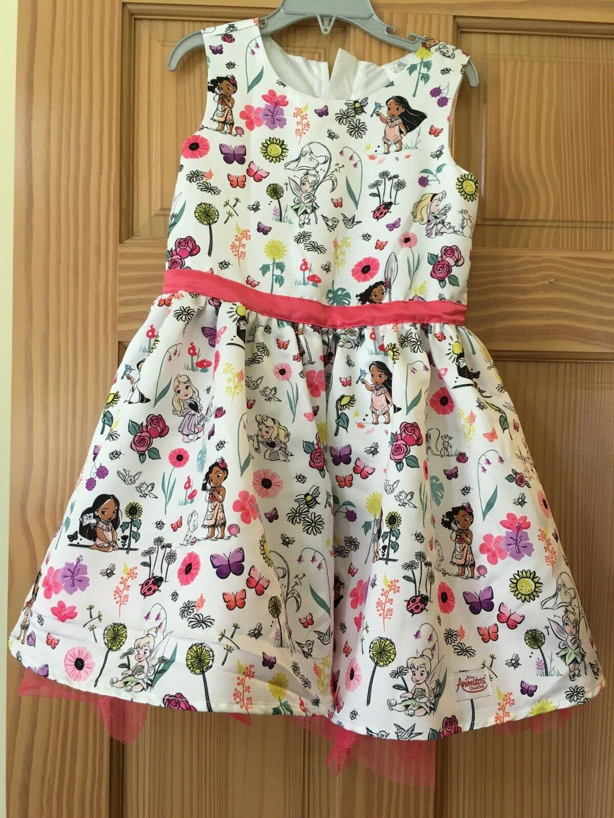 NWT DISNEY STORE Animators Collection Princess Dress Party F