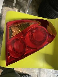 NISSAN SKYLINE V35 250GT RIGHT SIDE TAIL LIGHT Kingswood Penrith Area Preview
