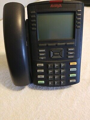 Nortelavaya 1230 Ip Display Phone Ntys20 Sip Software