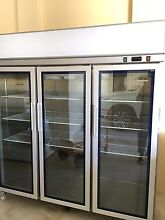 4 freezers and a fridge - Suitable for shops Alexander Heights Wanneroo Area Preview