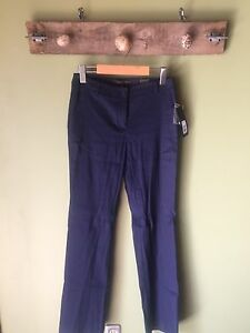 Willow and Thread  Navy  Pants NEW