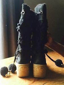 JUICY COUTURE WINTER BOOTS - $20 , SHOES- some NEW
