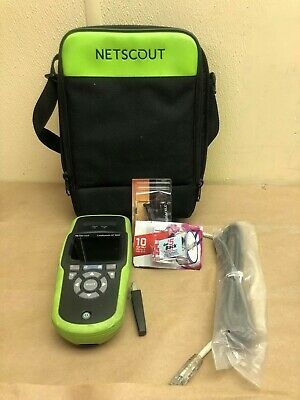Netscout Linkrunner At 1000 Network Auto Tester Network Connectivity