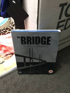 The Bridge series 1 and 2 watched once