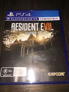 Resident Evil biohazard PS4 game Carmoo Cassowary Coast Preview