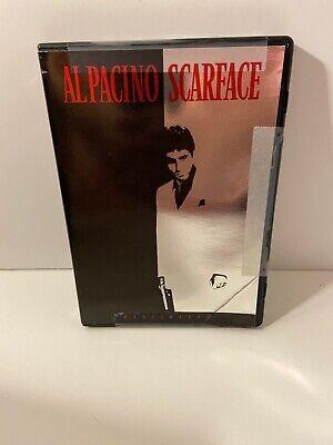 Scarface (DVD, 2006) Al Pacino, Robert Loggia, Michelle Pfeiffer, Steven Bauer