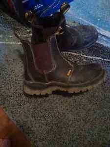 Dewalt steel cap boots Colyton Penrith Area Preview