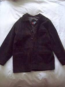Suede Leather Jacket Salisbury North Salisbury Area Preview